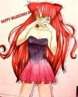 Happy v-day!!!! by HoursUponHours