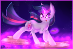 Twilight Sparkle by MissRenaKitsune