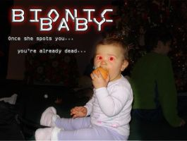Bionic Baby by Gummibearboy