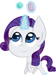 Rarity by SilverRainclouds