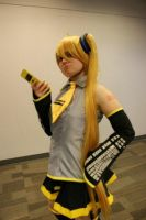 Neru Does not Like People by QPUPcosplay