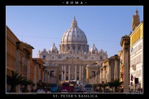 St Peter's by Keith-Killer