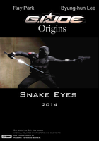 G.I. Joe Origins: Snake Eyes by BobTheEgg