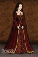 Anne Boleyn, Promo Dress 2 by daretoswim7709