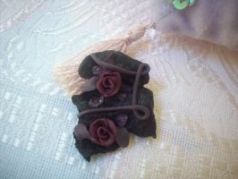 Roses Brooch by ChrisOnly