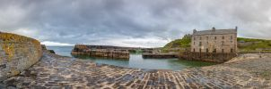 Keiss Harbour by fotomanisch