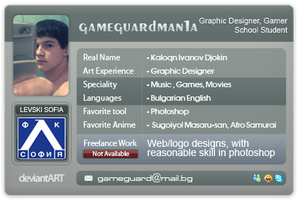 ID by gameguardman1a