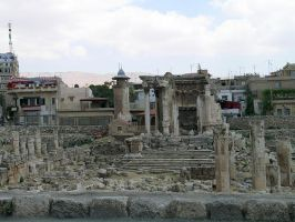 Baalbek by DarkWarlord10k