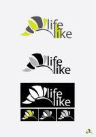Lifelike Logo A by hippiedesigner