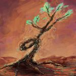 Sacred Tree by delira