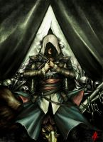 Assassin's Creed IV by AbsolumTerror