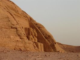 Abu Simbel by EmberRoseArt