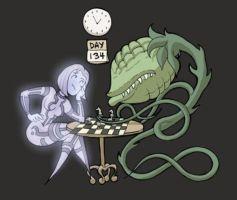 Waiting for Halo 3 by PokemonLegend300