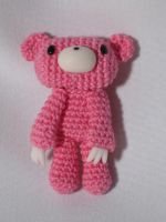 Crochet Gloomy Bear by Whitness