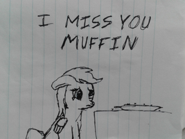Day 26 - No More Muffins by BGKyouhen