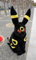 Umbreon Cosplay by PacificPikachu
