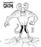 The Innominable Grom  Feb26 by mattcrap