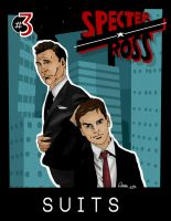 Suits Season 3 by stinson627
