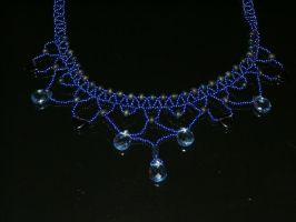 handmade goth necklace by sancha310sp
