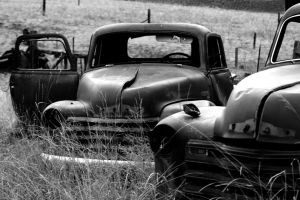 Old Trucks 11305863 by StockProject1