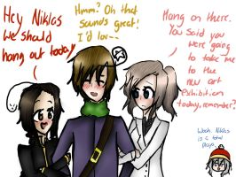 There's enough Niklas to go around XD (Request) by Siesta-chan