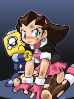 Tron Bonne Defeated by rongs1234