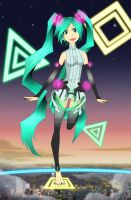 Miku Append (WIP3 85% Progress) by ArtinScott