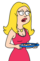 Francine Smith - American Dad by LeeRoberts