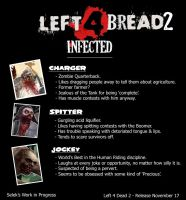 Left 4 Bread 2 - Infected by Selek