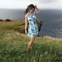 Adeline by the Sea by CitizenOlek