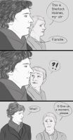 SH: With Sherlock mini-comic 2 by Fulcrumisthebomb