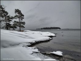 Finnish Coast by Arawn-Photography