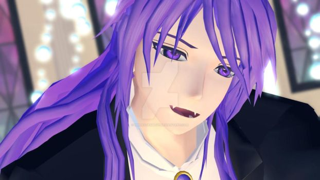 Anywhere but here.. [MMD] by MMDrosenblut