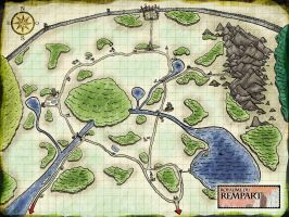 Rempart Map by Samholy