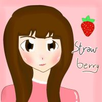 strawberry by Yancalai