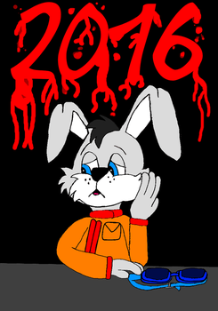 2016.... Just 2016 by TheEvstar