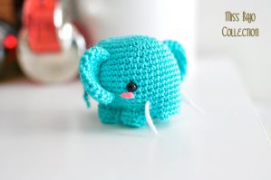 Elephant by MissBajoCollection