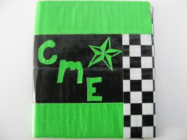 Duct Tape Wallet by HyruleWarrior7955