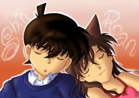 Baby ShinRan by KoiGirlie