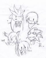 the awesome people. c: by lilliganto