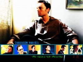 Darren Hayes Tension Wallpaper by suicidebyinsecticide