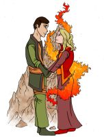 Superbenders John and Mary by brody-lover