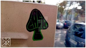 Sticker 604 by JIGdaArtist6UN5