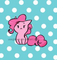 Chibi Pinkie Pie~ by UsagiLovex