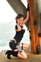Stacey - Lara takes aim 1 by wildplaces
