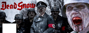 Dead Snow Facebook Cover by MrAngryDog