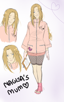 Vet Nagisa's Mum has been adopted.....BY ME by BayneezOne