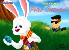 HAMR Here comes Peter Cottontail by Slasher12