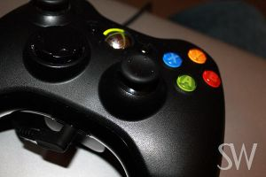 Xbox Controller by shanigana