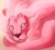 Lion by TheNecroBalam